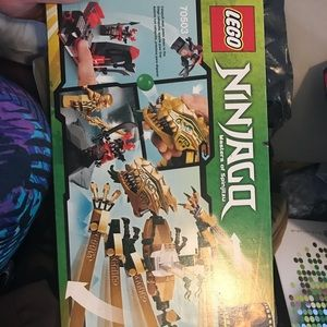 Other - Legos ninjago 70503 never open